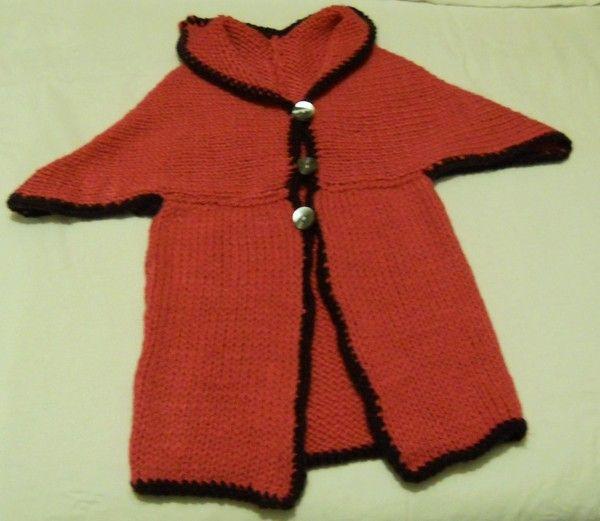 modèle tricot bébé pantalon